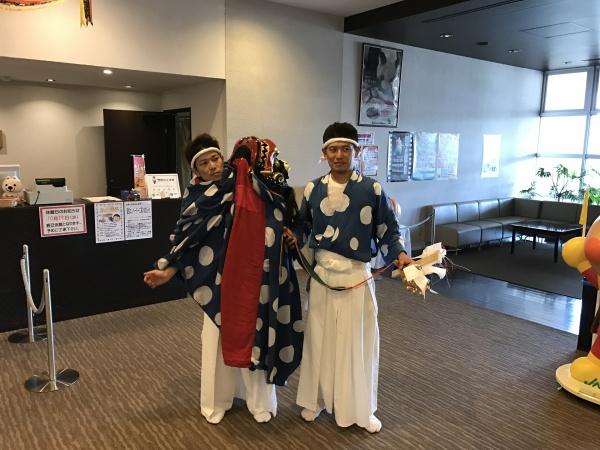 熊野三所神社例大祭